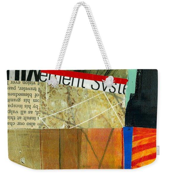 Teeny Tiny Art 75 Weekender Tote Bag
