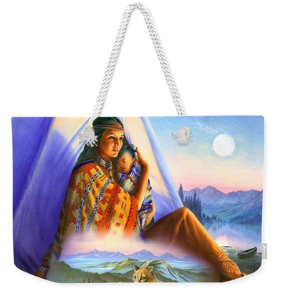 Teepee Of Dreams Weekender Tote Bag
