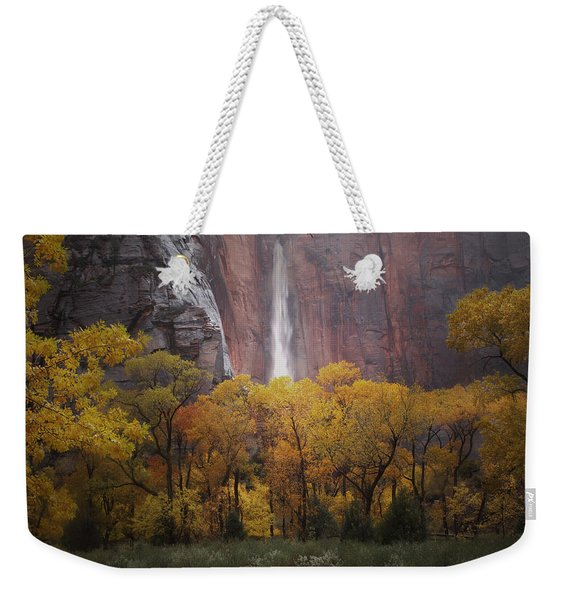 Temple Of Sinewava 1 Weekender Tote Bag
