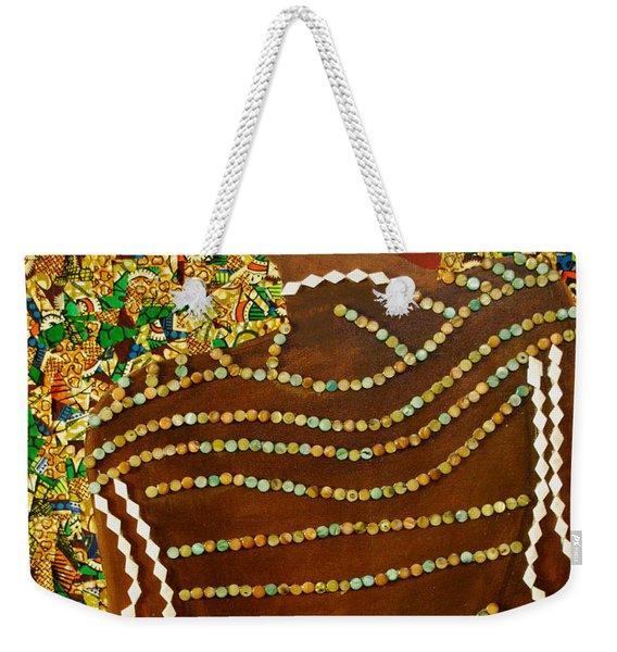 Temple Of The Goddess Eye Vol 2 Weekender Tote Bag