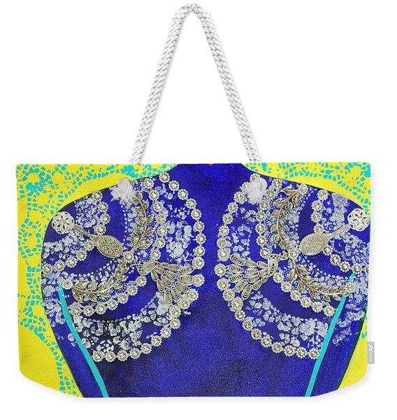 Temple Of The Goddess Eye Vol 3 Weekender Tote Bag