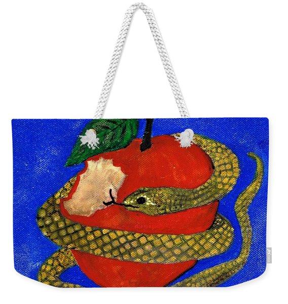 Temptation 2 Weekender Tote Bag