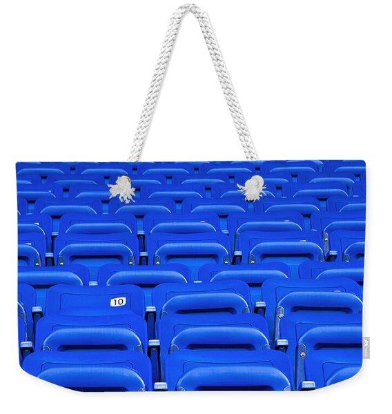 Ten Weekender Tote Bag
