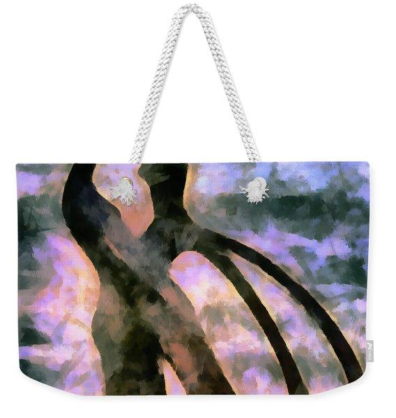 Tender Are The Words They Choose Weekender Tote Bag