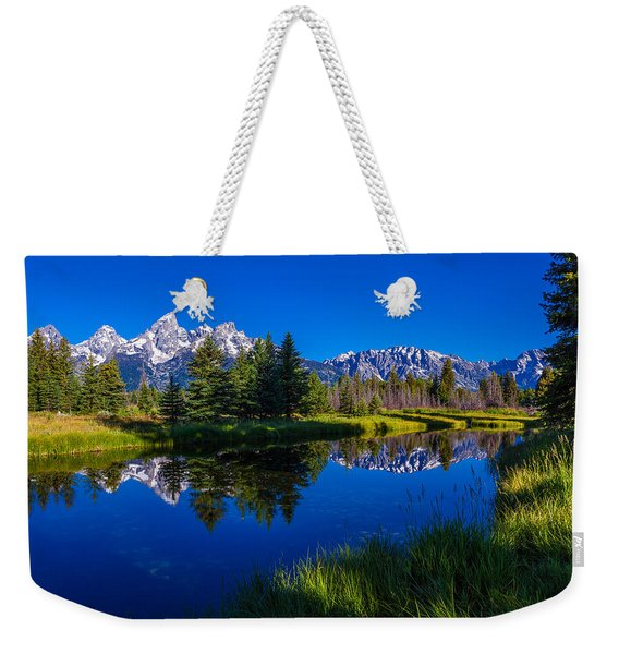 Teton Reflection Weekender Tote Bag