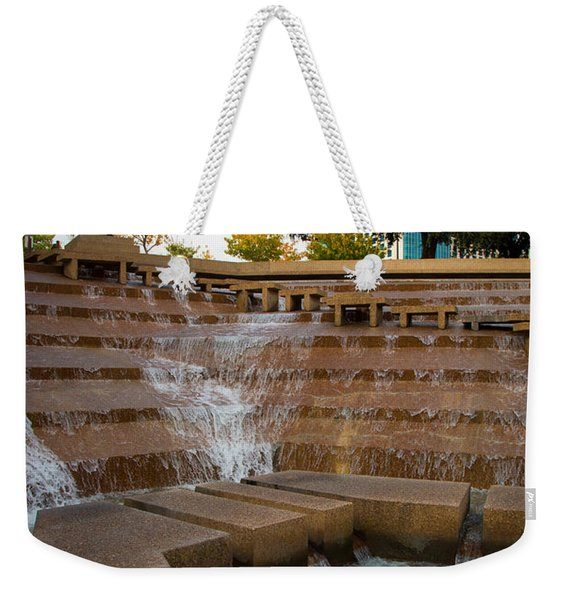 Texas Water Gardens Weekender Tote Bag