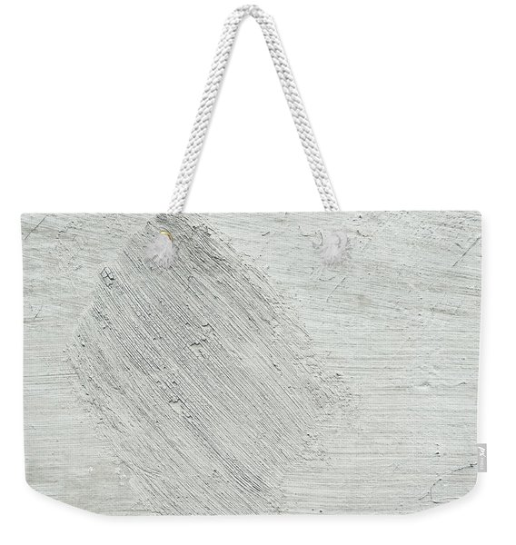 Textured Stone Background Weekender Tote Bag