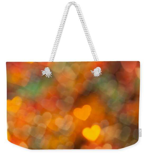 Thanksgiving Weekender Tote Bag