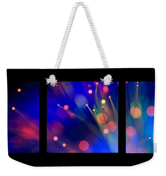 That Old Black Magic Series Layout Weekender Tote Bag