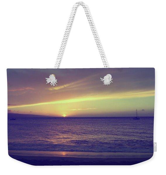 That Peaceful Feeling Weekender Tote Bag