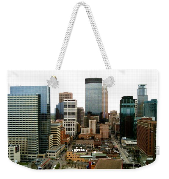 The 35th Floor Weekender Tote Bag