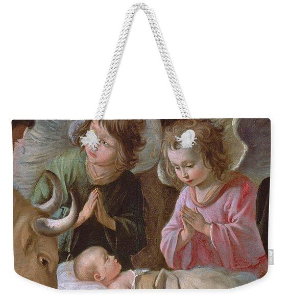 The Adoration Weekender Tote Bag