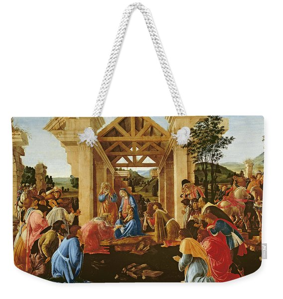 The Adoration Of The Magi Weekender Tote Bag
