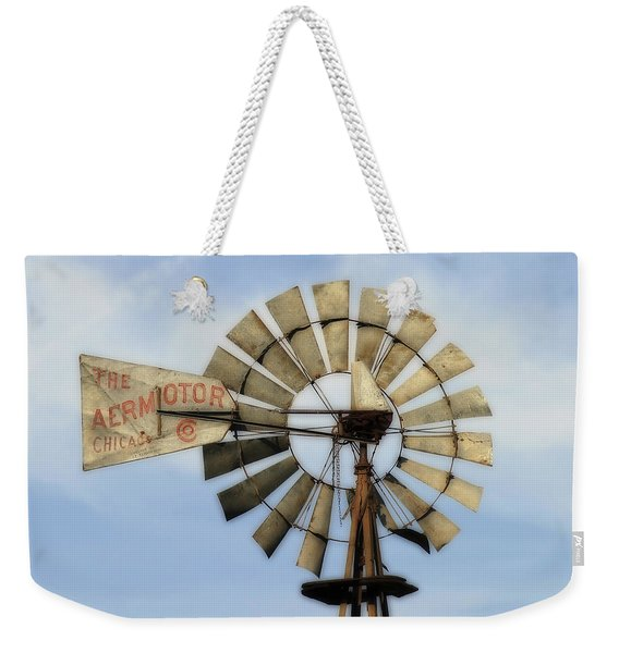 The Aermotor Company Weekender Tote Bag