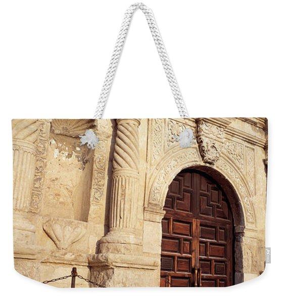 The Alamo San Antonio Tx Weekender Tote Bag
