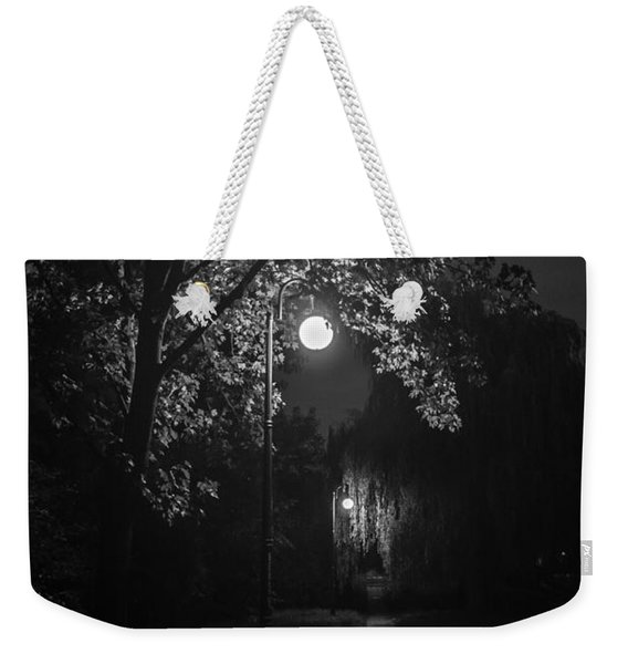 The Alley Weekender Tote Bag