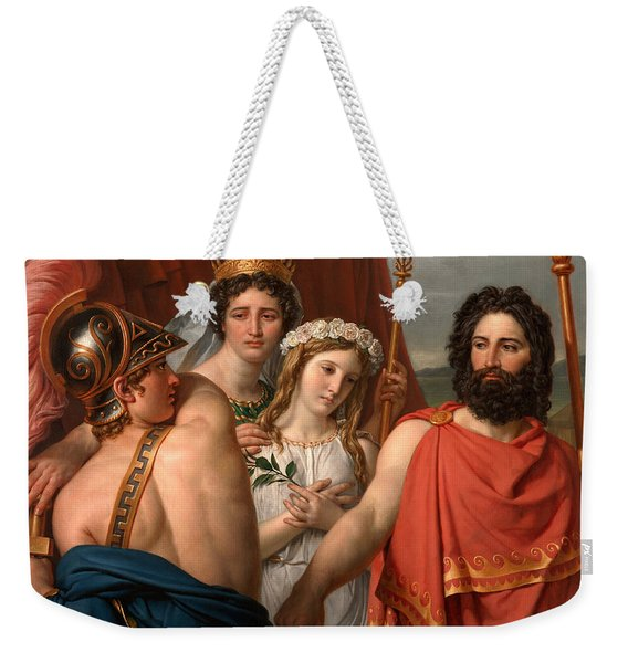 The Anger Of Achilles Weekender Tote Bag