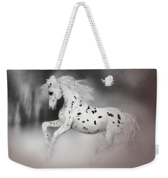 The Appaloosa Weekender Tote Bag