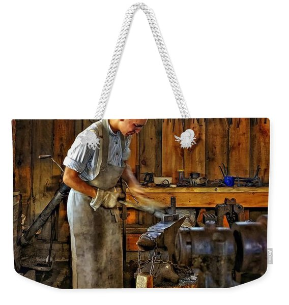 The Apprentice Hdr Weekender Tote Bag