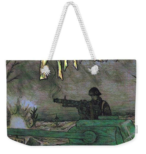 The Ardennes Weekender Tote Bag
