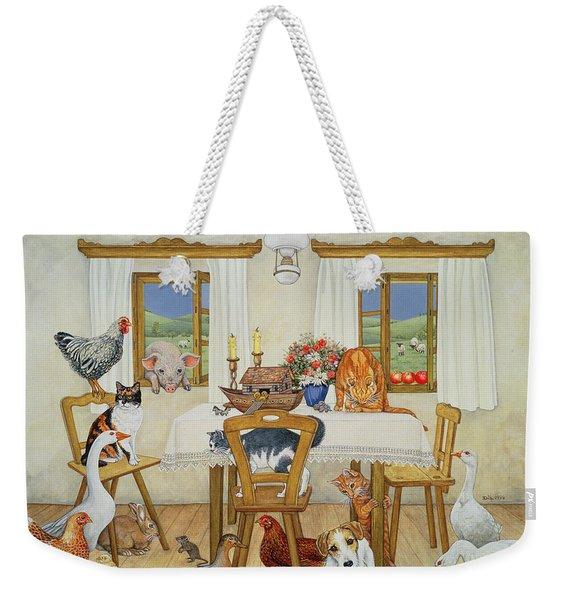 The Ark, 1994 Weekender Tote Bag