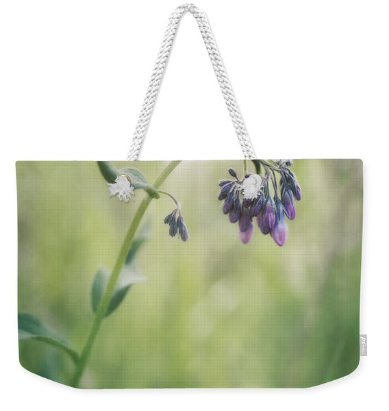 The Arrival Of Spring Weekender Tote Bag