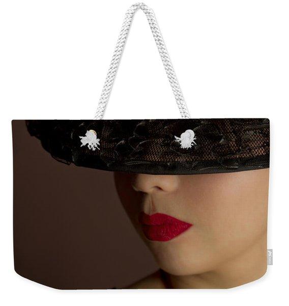 The Art Of Being A Woman Weekender Tote Bag