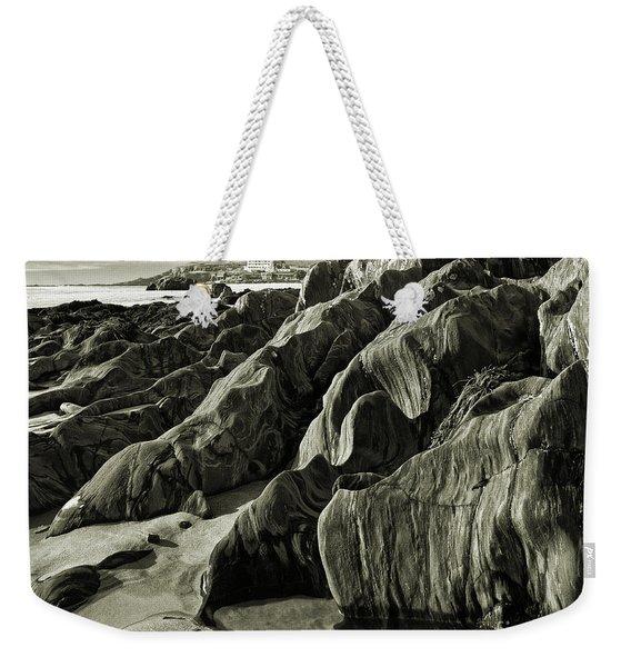 The Art Of Time Weekender Tote Bag