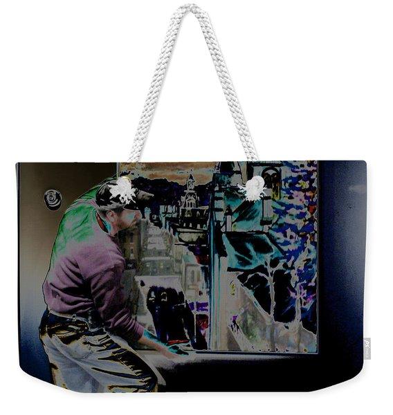 The Artist Paul Emory Weekender Tote Bag