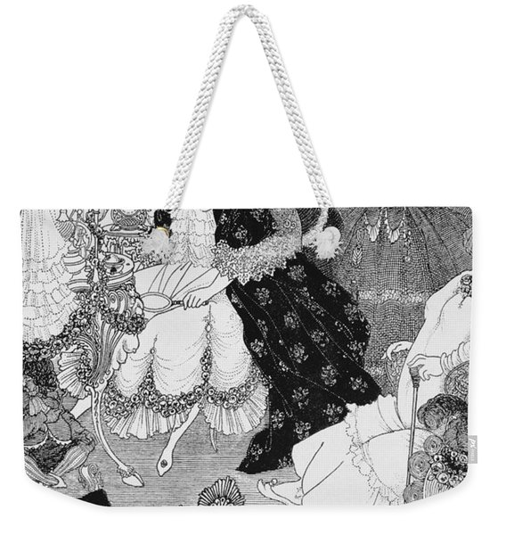 The Battle Of The Beaux And The Belles Weekender Tote Bag