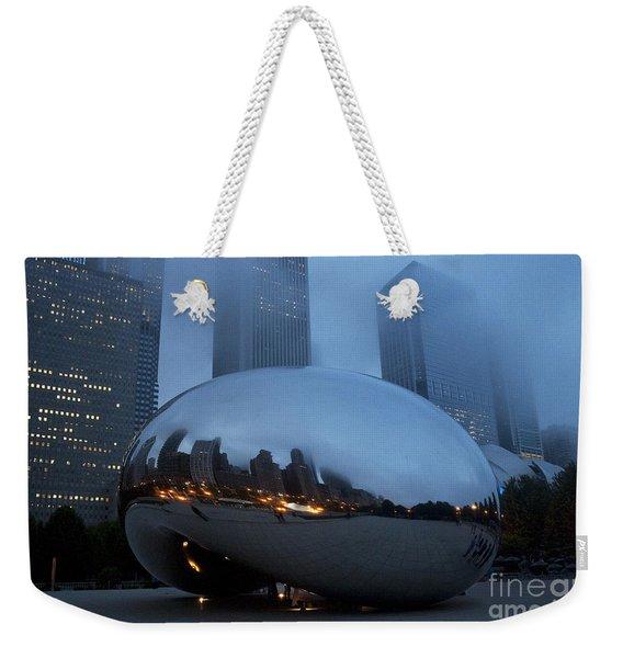 The Bean And Fog Weekender Tote Bag