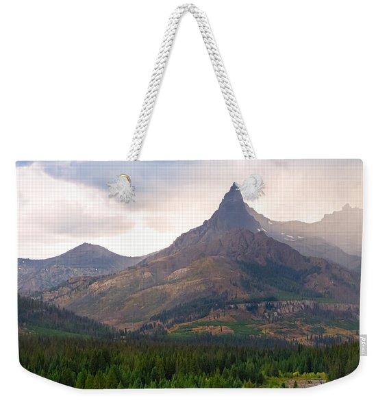 The Beartooth Mountains   Weekender Tote Bag
