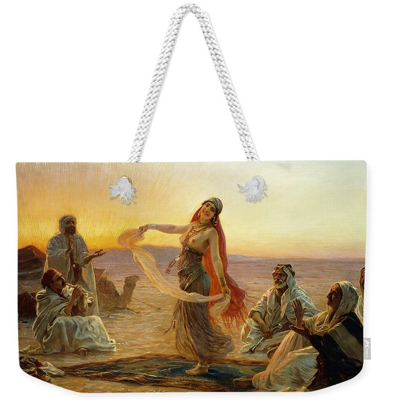 The Bedouin Dancer Weekender Tote Bag
