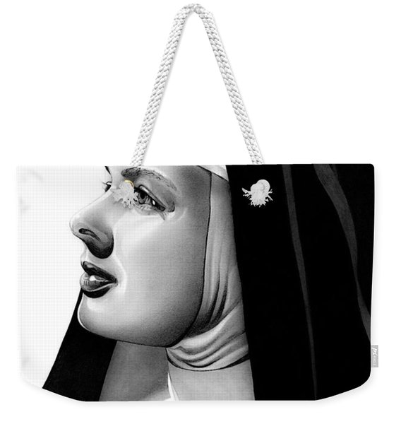 The Bell's Of St. Mary's Sister Mary Benedict Weekender Tote Bag