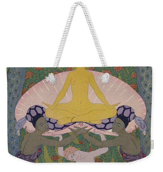 The Birth Of Venus Weekender Tote Bag