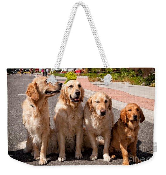 The Blond Team Weekender Tote Bag