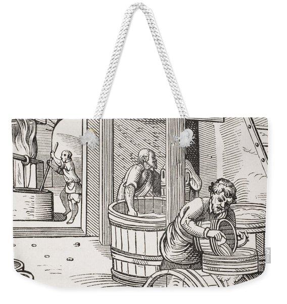 The Brewer Weekender Tote Bag