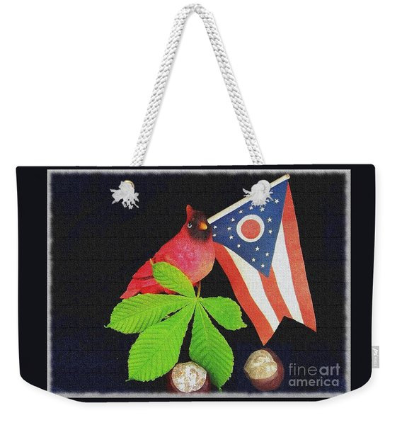 The Buckeye State Weekender Tote Bag