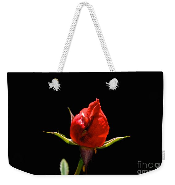 The Bud Weekender Tote Bag
