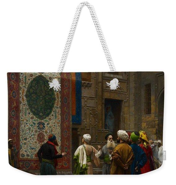 The Carpet Merchant Weekender Tote Bag