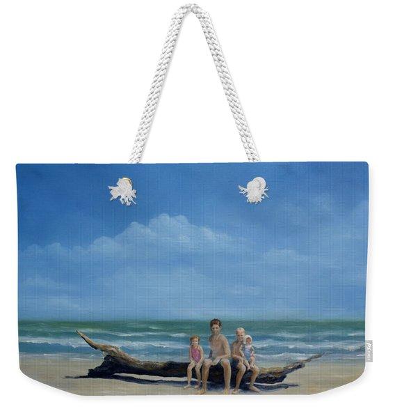 The Castaways Weekender Tote Bag