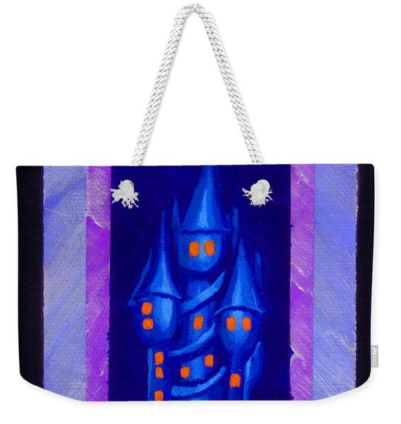 The Castle Weekender Tote Bag