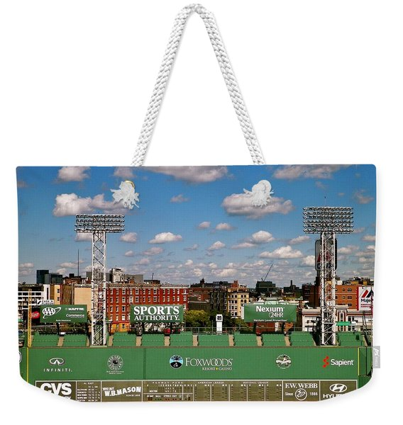 The Classic II Fenway Park Collection  Weekender Tote Bag