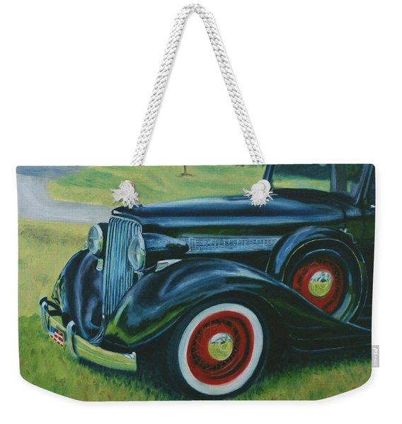 The Classic Weekender Tote Bag