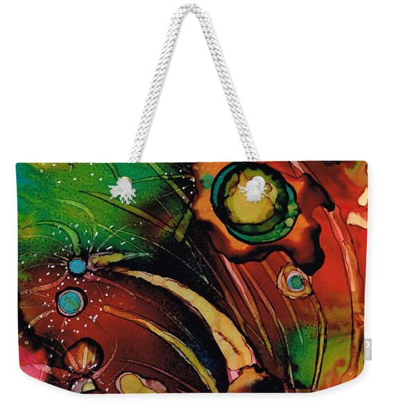 The Colours Of My Mind.. Weekender Tote Bag