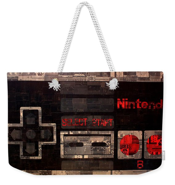 The Controller Weekender Tote Bag