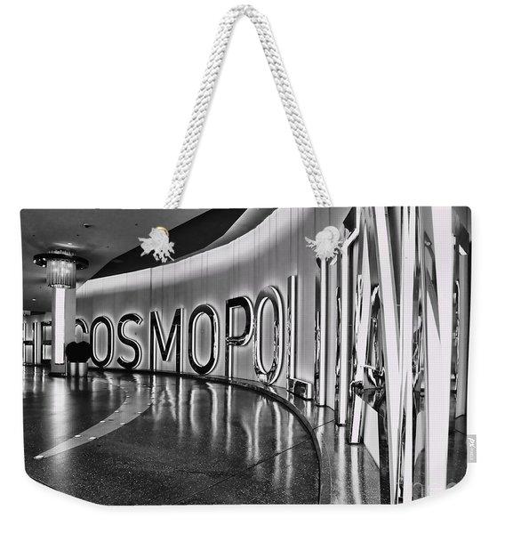 The Cosmopolitan Hotel Las Vegas By Diana Sainz Weekender Tote Bag