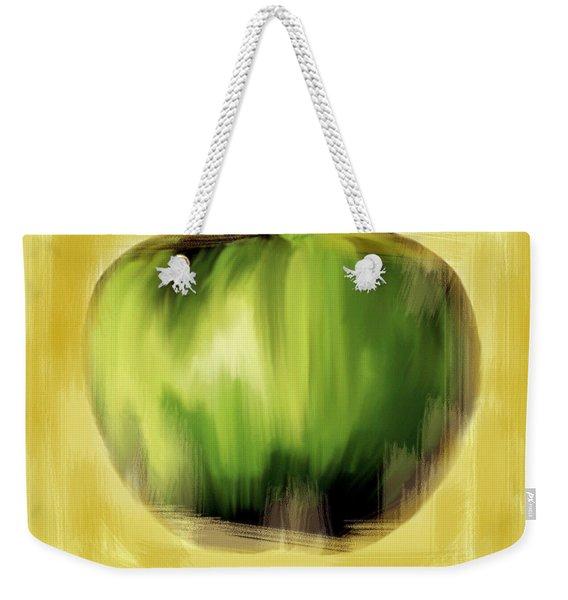 The Creative Apple Weekender Tote Bag