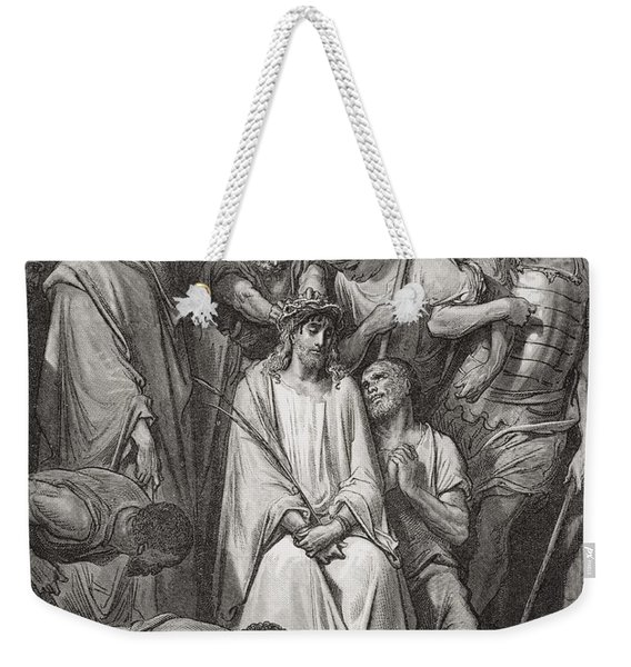The Crown Of Thorns Weekender Tote Bag