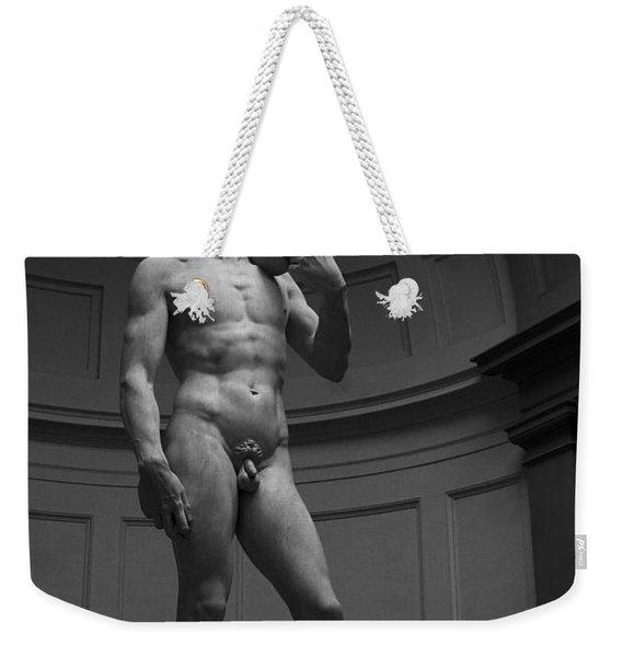 The David Weekender Tote Bag